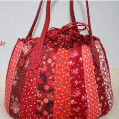 A petal Double Bag(RED)