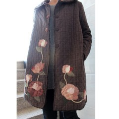 Antique Flower Coat