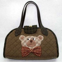 Bear Double Bag