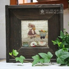 Country Wood Frame